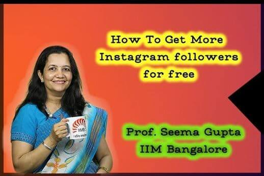How to get more Instagram followers for free
