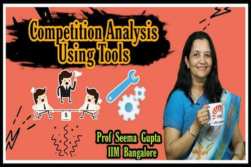 Competition Analysis using tools in Digital Marketing