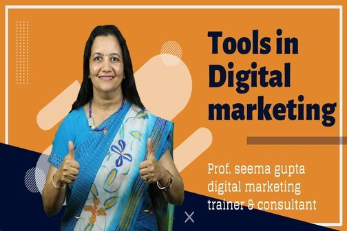 Tools in Digital Marketing