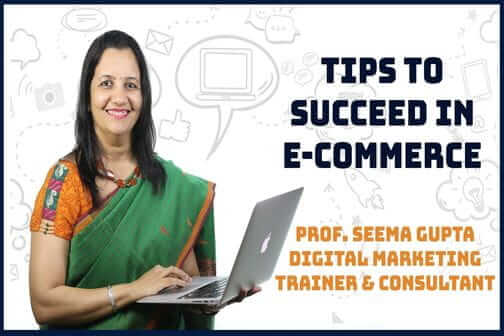 Tips to succeed in e-commerce