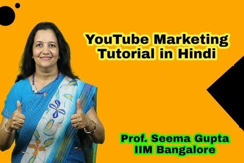 Youtube Marketing Tutorial in Hindi