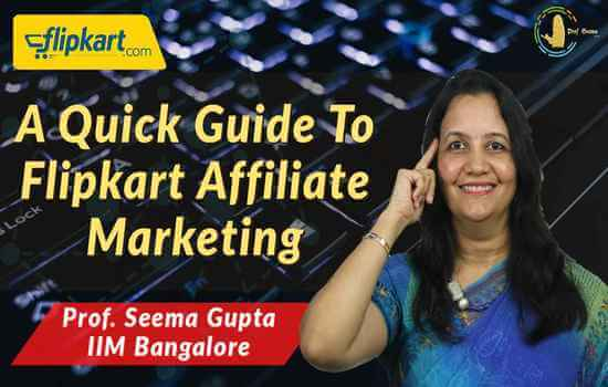 A quick guide to flipkart affiliate marketing